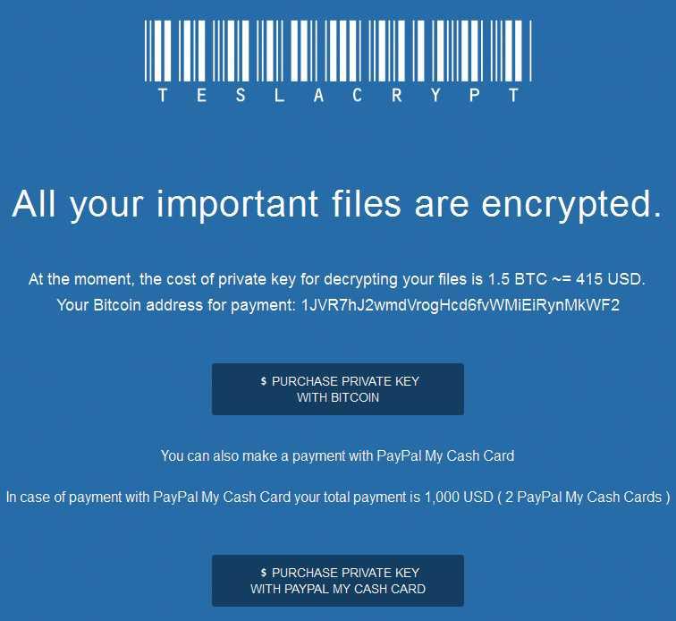 Als Lösegeld für ihre Daten sollen die Opfer den Erpressern Geld in Form von Bitcoins schicken.