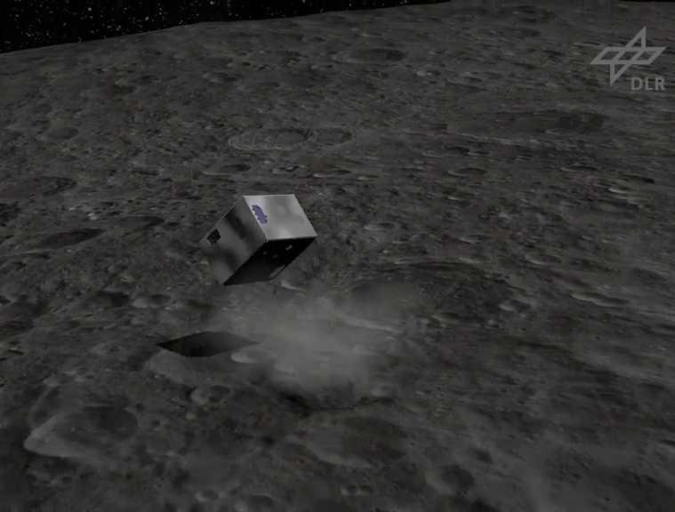 Mascot soll 2019 über den Asteroiden hüpfen.