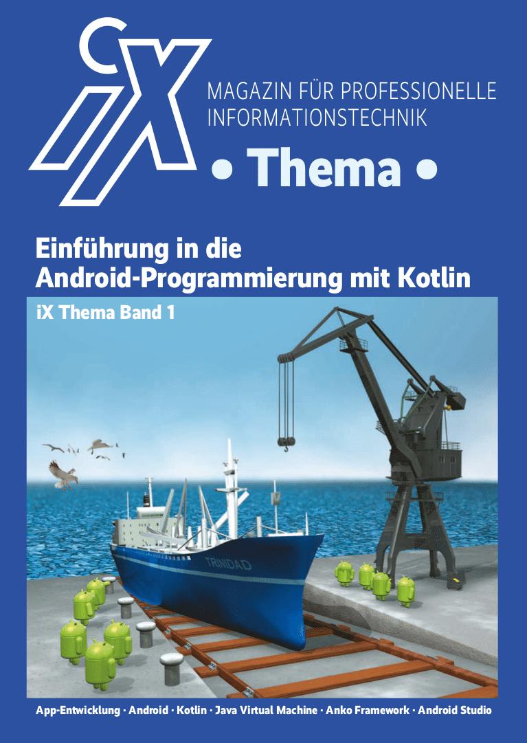 Android-Apps mit Kotlin schreiben