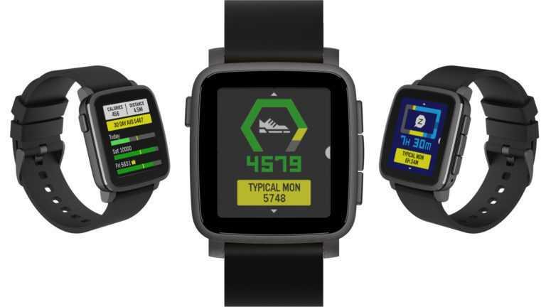 Pebble mit neuer Smartwatch-Firmware 4.0