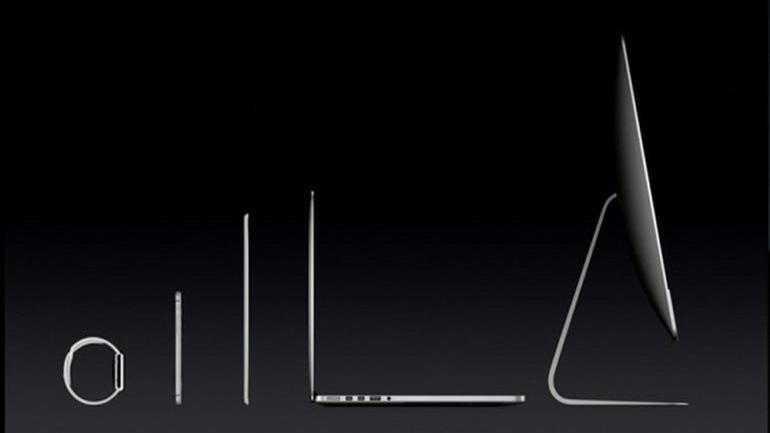 Apples Mac-Event: Angeblich keine neuen iMacs und Bildschirme