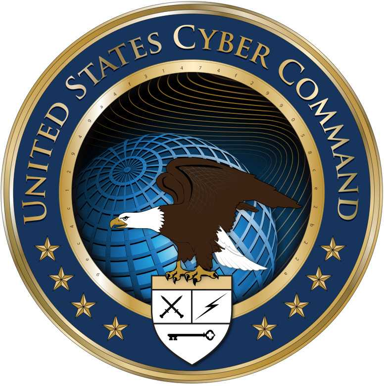 Logo US Cyber Command