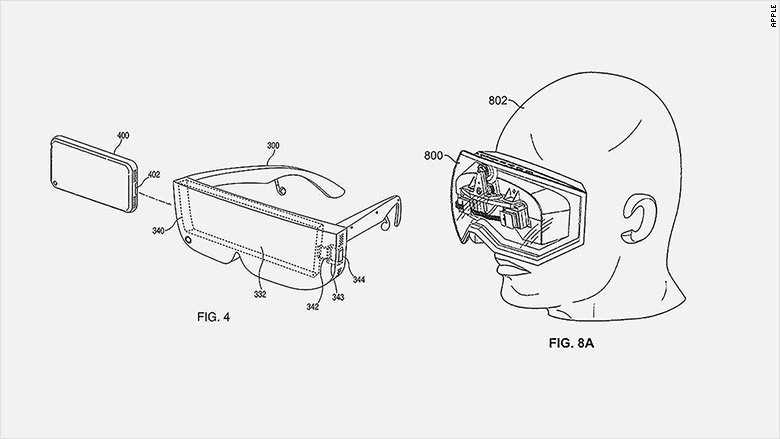 Apple forscht in VR-Labor