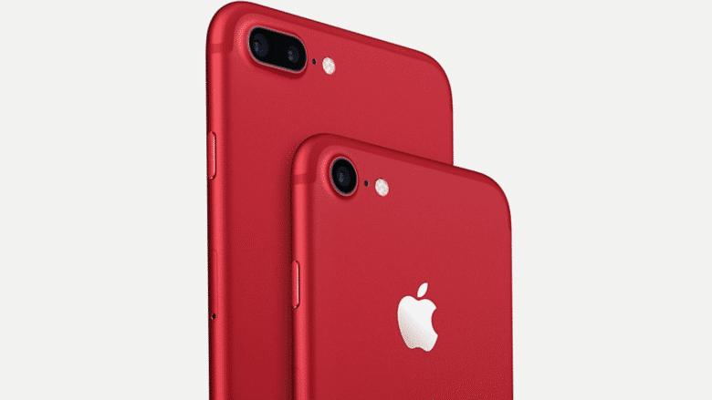 Bericht: iPhone 8 in Rot kommt