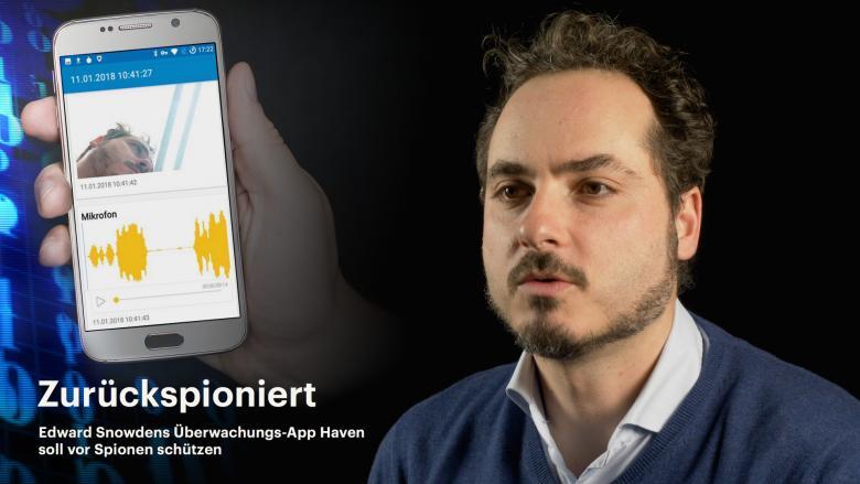 Überwachungs-App