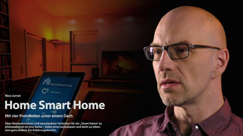 leben im smart home als selbstversuch heise online. Black Bedroom Furniture Sets. Home Design Ideas