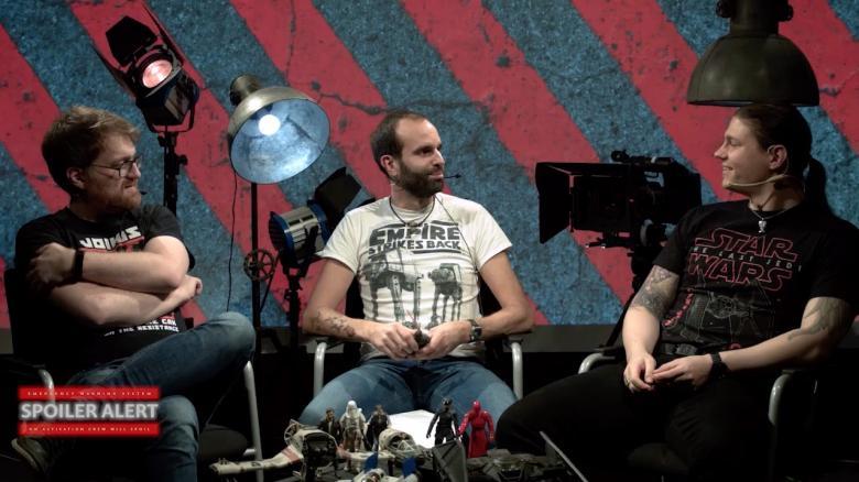 """""""Spoiler Alert"""": Drei Meinungen zu Star Wars - Die letzten ..."""