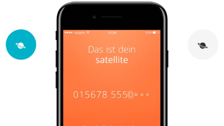 Mobilrufnummer ohne SIM-Karte: Satellite plus startet und bringt Pauschaltarif
