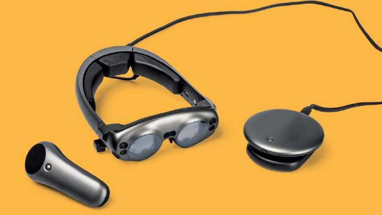 Magic Leap One im c't-Test: Besser als Microsoft Hololens, aber nur ein bisschen