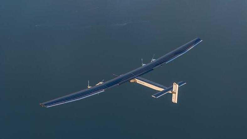 Schlechtes Wetter: Solar Impulse 2 landet unplanmäßig in Japan