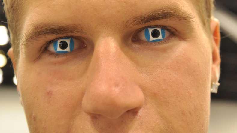 Kosmetische Kontaktlinsen
