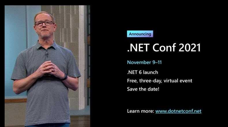 .NET 6 erscheint am 9. November 2021