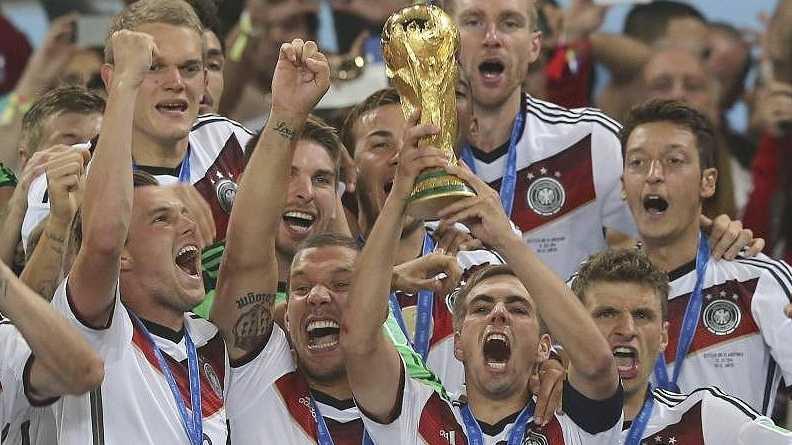 Fußball-WM dominiert die Trends 2014 in Google, Facebook und Twitter