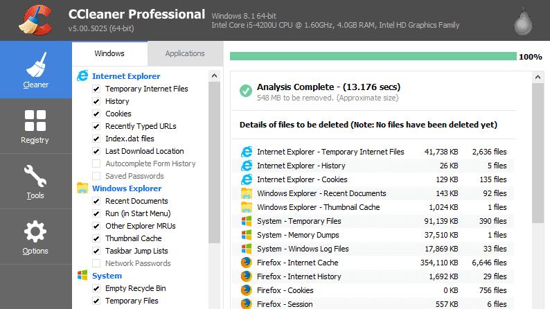 Backdoor in CCleaner: Update dringend empfohlen