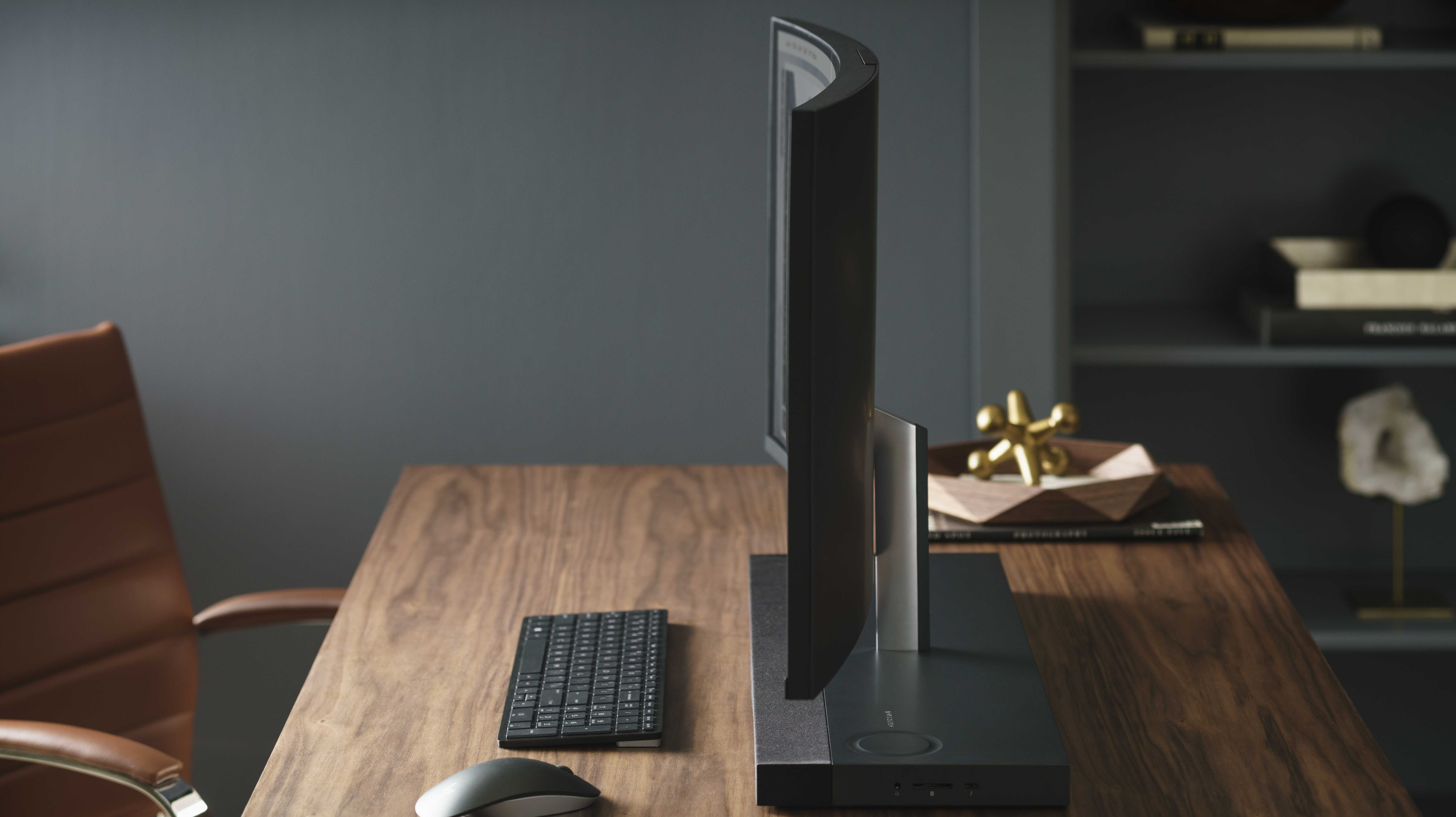 HP Envy Curved AiO 34: Edler All-in-One-PC mit gebogenem Riesendisplay