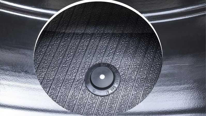 Goodyears Reifen sagt Bescheid, wenn er aufgepumpt werden muss