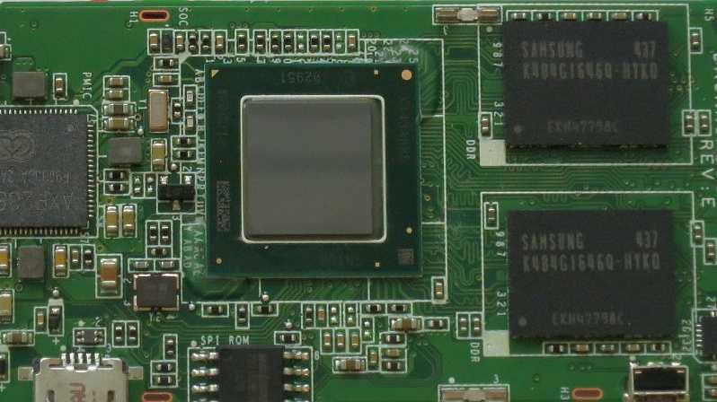 Intel Atom Z3735F - Bay Trail-T
