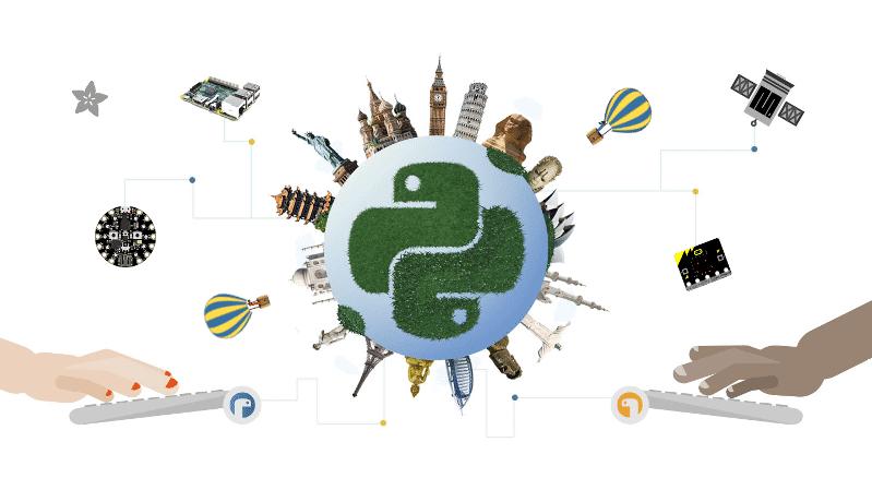 Python-Editor für Einsteiger in Version 1 erschienen