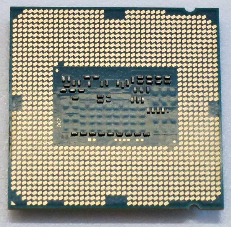 Die des Intel Core i5-4430 (Haswell)