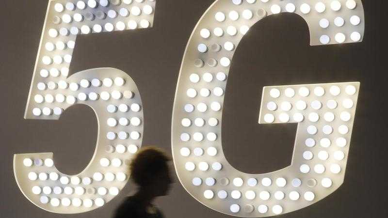 Mobiles Netz 5G