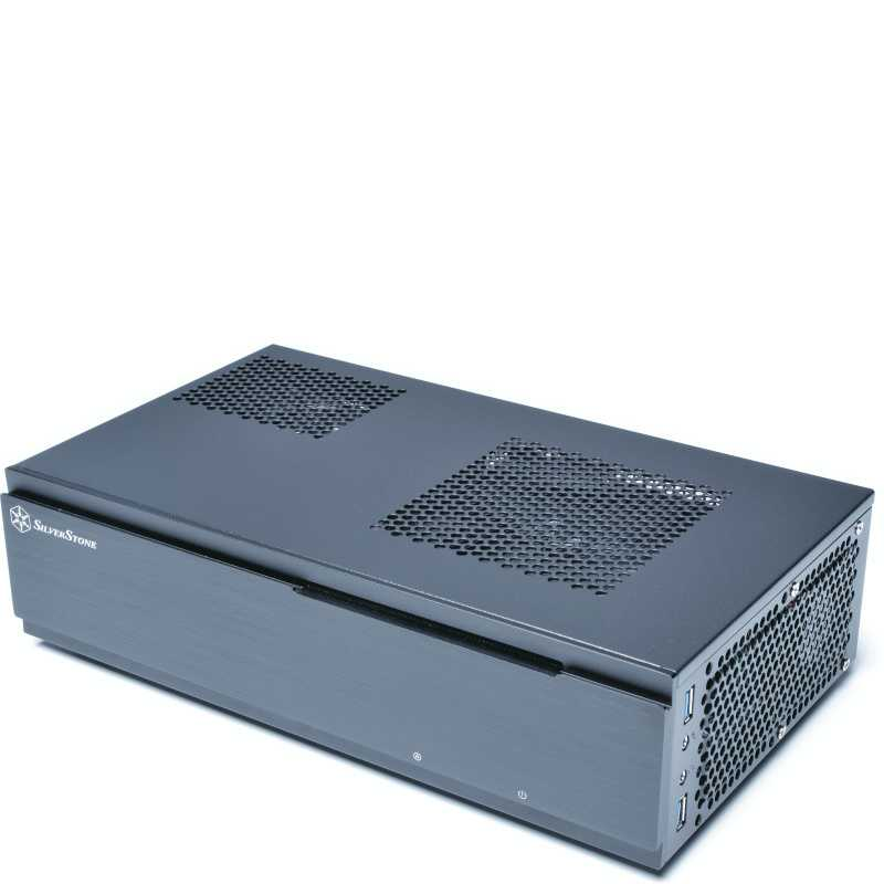 Die kompakte c't Steam Box 720 bringt ausreichend Leistung für flüssiges Spielen in 720p-Auflösung mit.