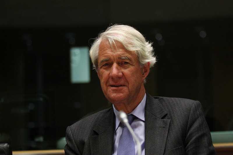 Peter Hustinx / (c) Der Europäische Datenschutzbeauftragte