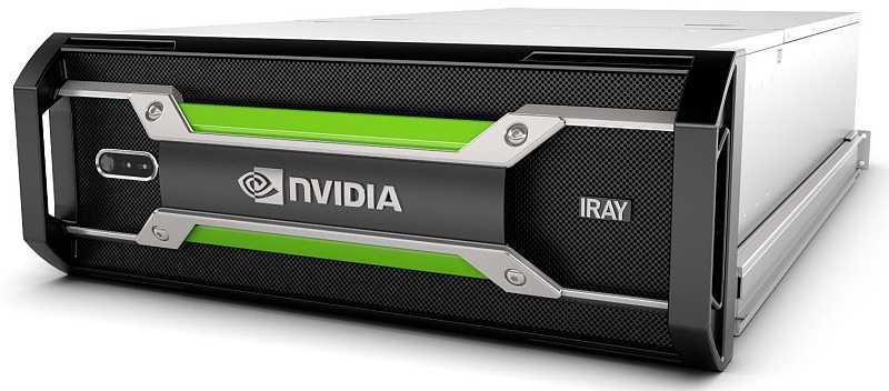 Nvidia Iray VCA