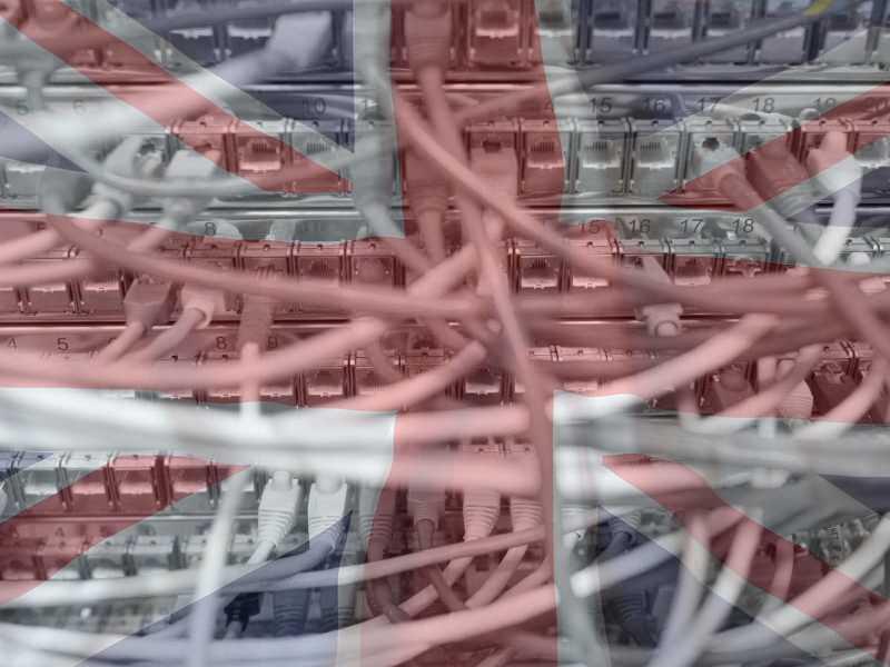 Großbritannien sichert sich mehr Überwachungsrechte.