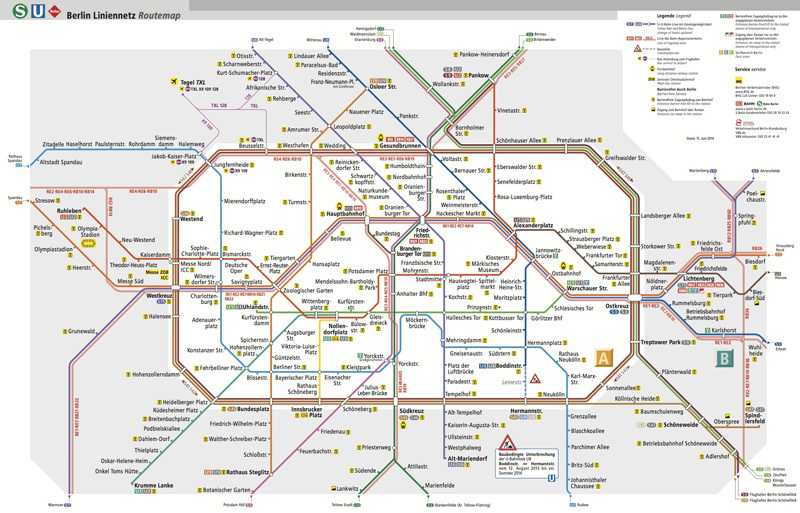 E-Plus will das Berliner U-Bahnnetz bis Ende des Jahres weitgehend mit schnellem mobilen Internet versorgen.