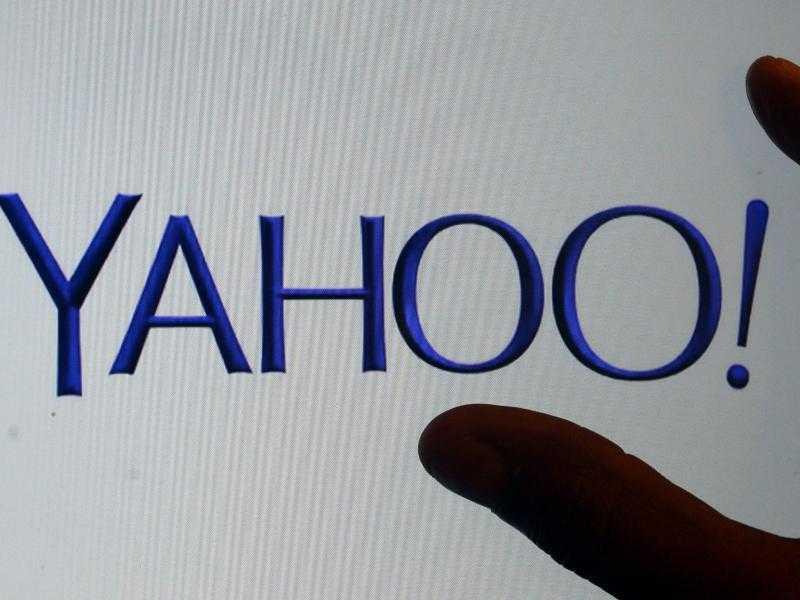 Yahoo Jahreszahlen