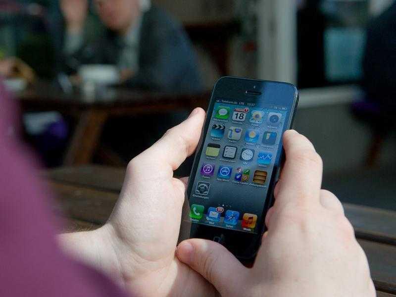 iPhone 5 leichter als Vorgänger