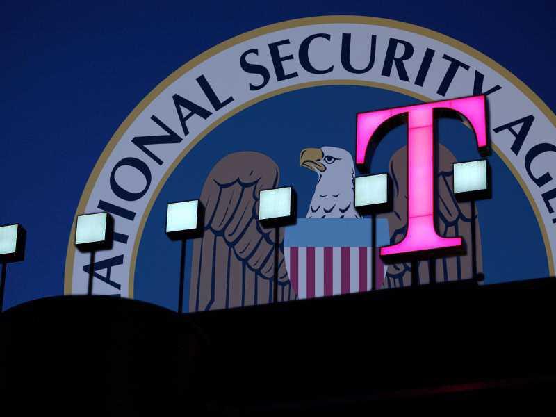 Wie gelang der Zugriff bei der Telekom?