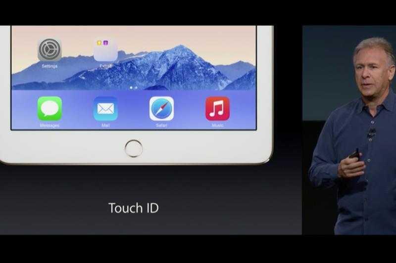 Apples Marketingchef hat das neue iPad Air 2 vorgestellt