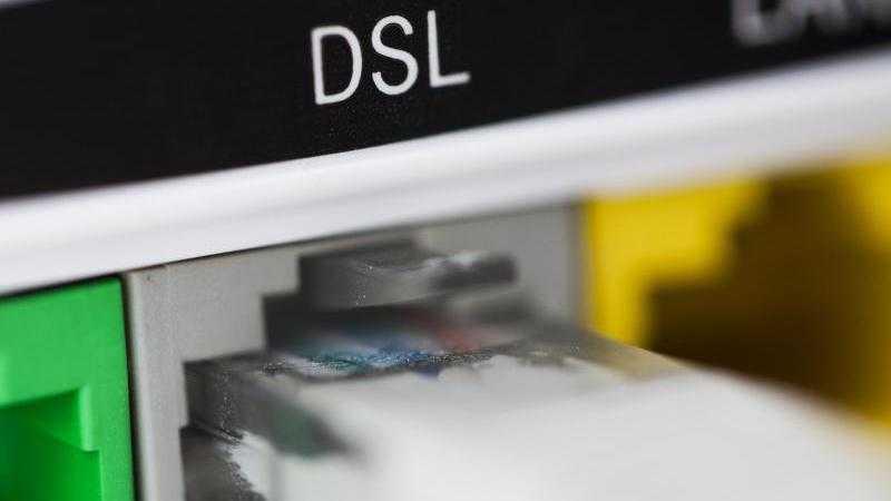 DSL-Netzwerkkabel