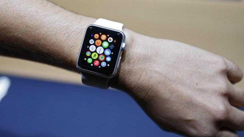 Apple introduces Apple Watch
