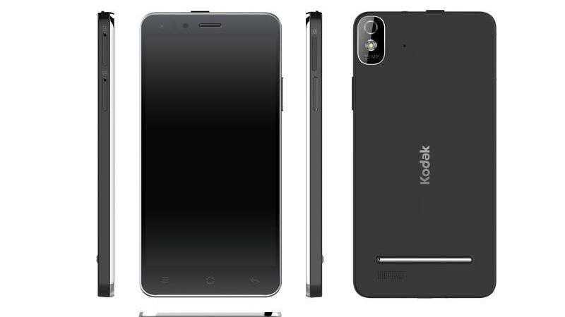 CES: Erstes Smartphone mit Kodak-Lizenz