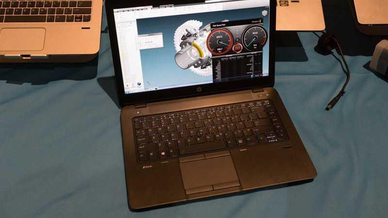 CES: Profi-Ultrabooks mit Core i-5000