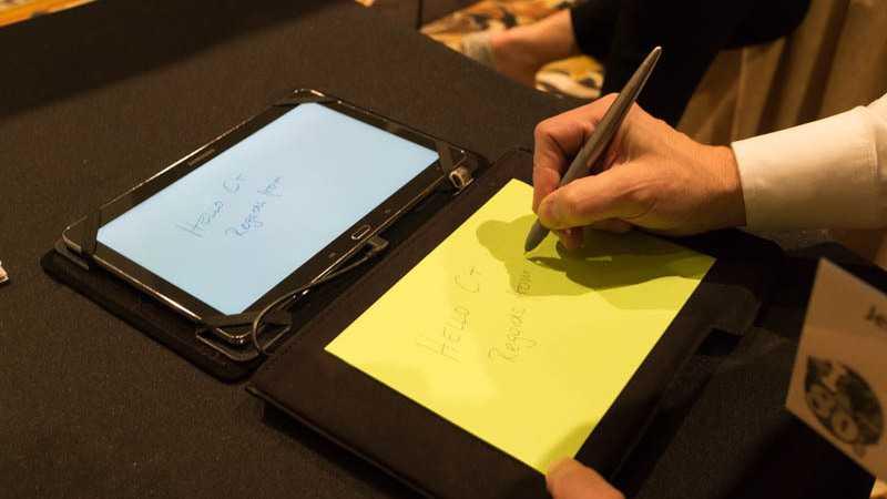 CES: Wacom zeigt Framework für kollaboartive Stifteingabe