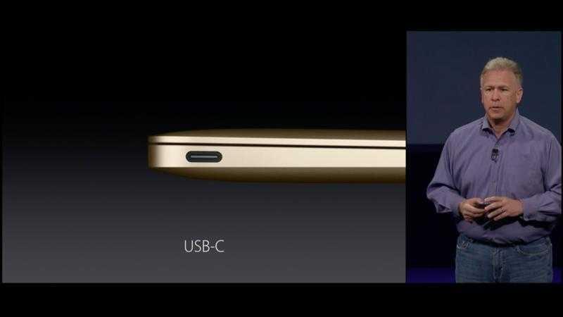 Kleiner, leichter, effizienter: Neues MacBook Pro mit 12-Zoll-Retina-Display und USB-Typ-C