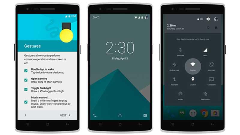 OxygenOS für OnePlus One veröffentlicht