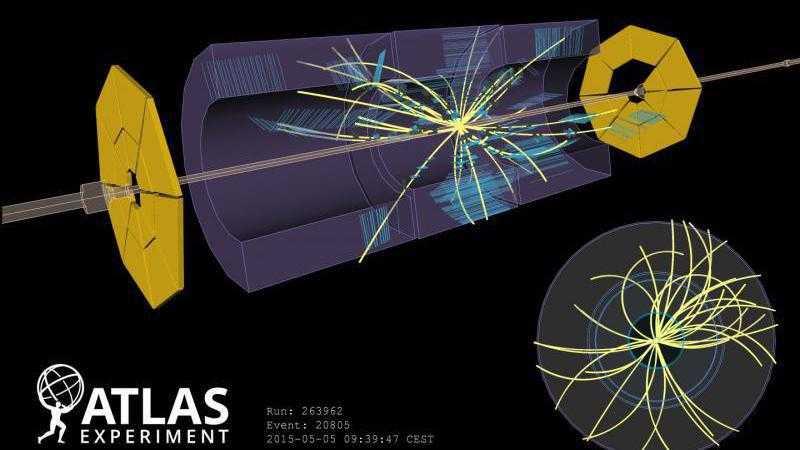 Teilchenbeschleuniger LHC: Erstmals wieder Kollisionen ausgelöst