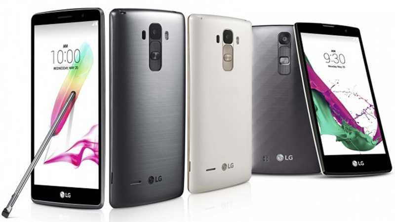 Mittelklasse-Smartphones: LG kündigt G4 Stylus und G4c an