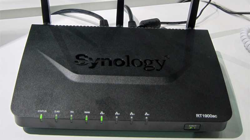 Computex: Neue NAS-Serien und der erste Router von Synology