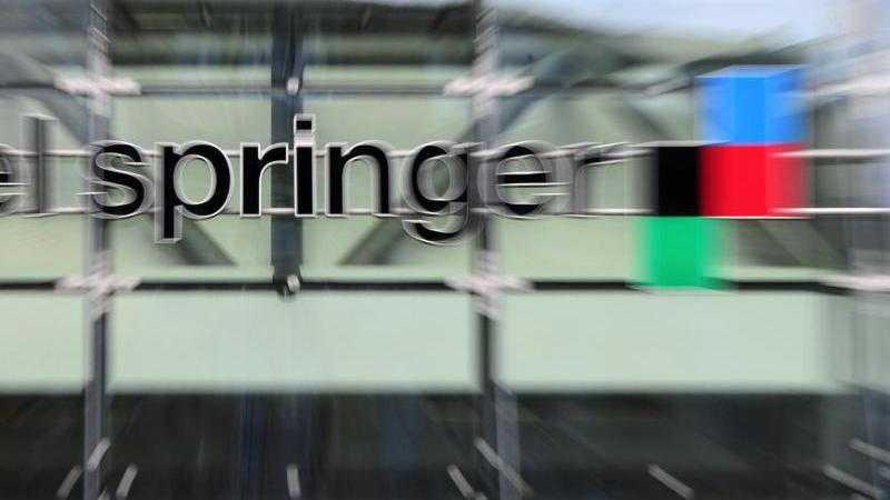 Axel Springer Logo