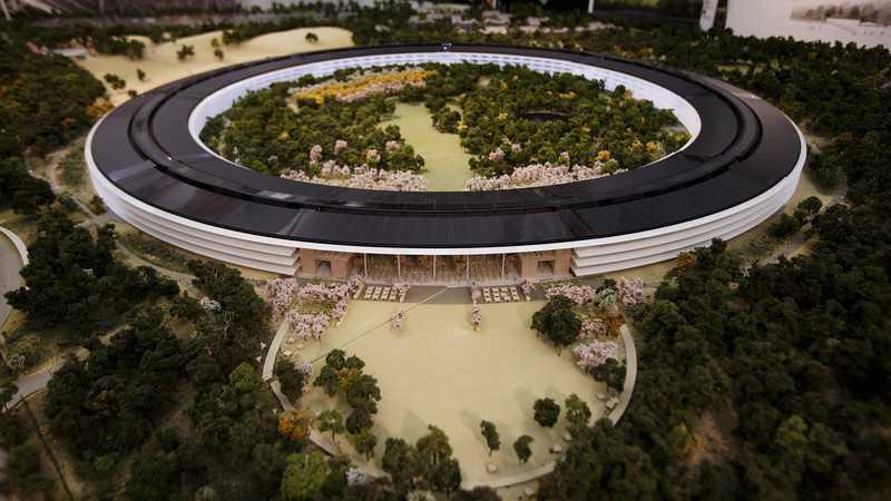 Apple kauft gigantisches Grundstück in San Jose