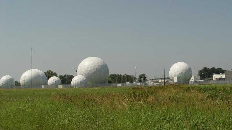 Echelon-Radarstation