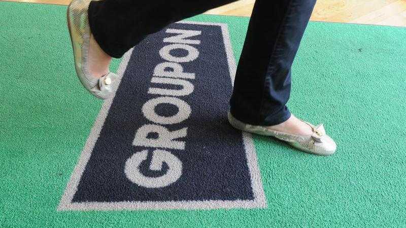 Groupon-Firmensitz in Berlin