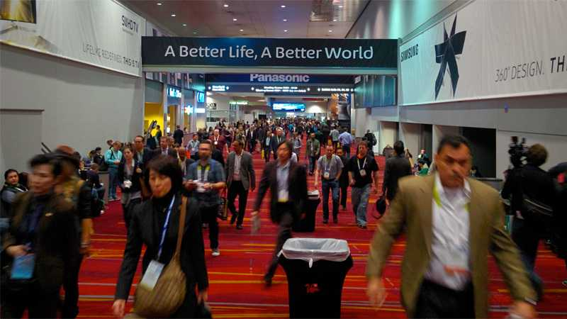 CES 2016: The Greatest Show Ever