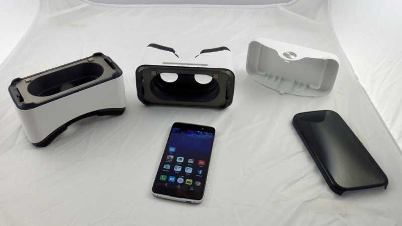 Idol 4 und Idol 4s mit VR-Brille