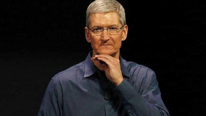 Apple-CEO Cook